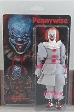 "Distinctive Dummies IT 2017 Pennywise (Evil Smile Version) 8"" Megostyle Figure"