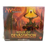 MAGIC THE GATHERING Hour Of Devastation MTG Bundle Box Sealed 10 Boosters