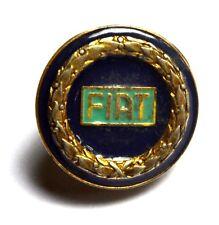 Pin Spilla FIAT In Argento 925 (Lombardi Torino)
