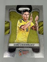 James Rodriguez 2018 Panini Prizm World Cup Base #38 Colombia 🇨🇴 Everton