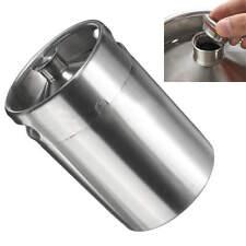 5L 170oz Stainless Steel Homebrew Mini Keg Growler Beer Brewing Making Silver