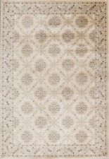 Tuscan Oriental Transitional Area Rug All-Over Modern Turkish Carpet 5x7