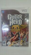 Guitar Héroe - Aerosmith Nintendo Wii usado