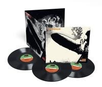 LED ZEPPELIN - LED ZEPPELIN (2014 REISSUE) (DELUXE EDITION) 3 VINYL LP NEU