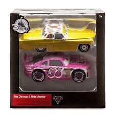 Disney Cars 3 Tex Dinoco and Reb Meeker Die Cast Car 3+ Toy Lightning Mcqueen