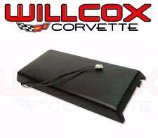 84-87 CORVETTE CONSOLE LID GLOVE BOX DOOR NEW GRAY WILL FIT 84-89