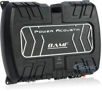 Power Acoustik BAMF4-1200 1200W 4-Channel BAMF Series Class AB Car Amplifier