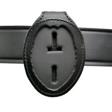 """Perfect Fit 2.5"""" Eagle Top Badge Holder Belt Clip Neck Chain Police B957 S93"""