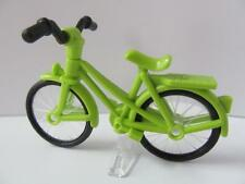 Playmobil DOLLSHOUSE/ville/Holiday: Vert Vélo Pour Adultes FIGURE NEW