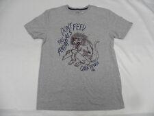 Quiksilver Baboon Trouble Athletic Heather T- Shirts Sz Medium AQYZT04124