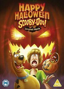 SCOOBY-DOO Happy Halloween Original Movie (Region 4) DVD Scooby Doo