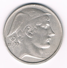 RRRR  20 Francs  1955 Frans  Boudewijn I   Belgium/Belgie/Belgique   Morin 549