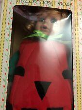 A Connoisseur Collection Doll Seymour Mann In Box (pumpkin Custom)