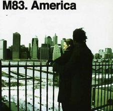 M83 - America CD - SEALED Synth Pop Rock Album