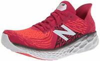 New Balance Men's 1080v10 Fresh Foam Running, Neo Crimson/Neo Flame, Size 10.5 n