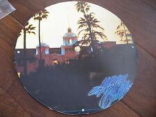 Vinyl Record CLOCK Wall Rock lp Eagles Hotel California Original Gift Art Retro