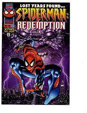 3 Spider-Man: Redemption Marvel Comic Books # 1 2 4 J.M. DeMatteis Zeck Bh38