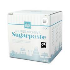 SK Fairtrade Sugarpaste Bridal White 1kg