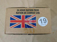 Menue #19 GB ARMY 24 Hour Combat Ration MRE EPA SURVIVAL Notration Verpflegung