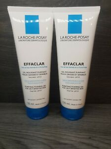 La Roche-Posay Effaclar Purifying Cleansing Foaming Gel 250ml Acne Prone Skin