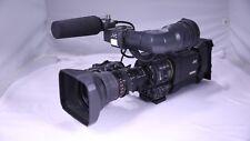 JVC GY-HD250CHU Professional Camera MiniDV HDV with Fujinon Th16x5.5 BRMU Lens