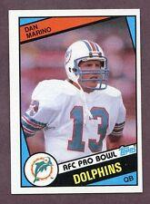 1984 Topps Dan Marino Miami Dolphins #123 1984 Reprint Football Card
