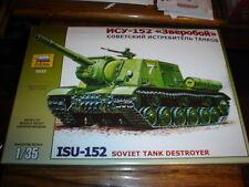 1/35 Scale,WW2,USSR, ISU-152 tank, Model (NSIB)