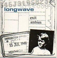 (722C) Longwave, Exit / Ambien - DJ CD