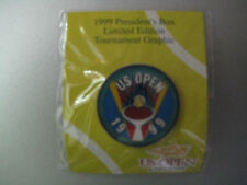 1999 Us Open Tennis Presidents Box Pin, Limited Edition