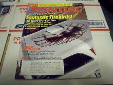PONTIAC ENTHUSIAST VOLUME 13 NUMBER 3 2007