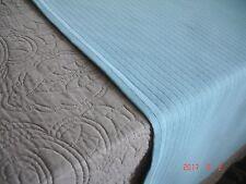 Blue Custom King Bed Scarf 29.5 X 92