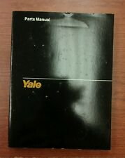 Yale Parts Manual GC 070-080 LG &  GC 100/120 MG (1624)