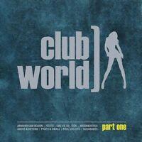 Club World 1 (2004) iio, Blank & Jones, Paul van Dyk, Oceanlab, Rank 1,.. [2 CD]