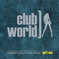 Club World 1 (2004) iio, Blank & Jones, Paul van Dyk, Oceanlab, Rank 1,.. [2 CD]