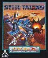 Atari Lynx Spiel - Steel Talons NEU & OVP