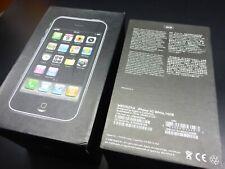 nur VERPACKUNG für iPhone 3G 16GB weiß * ohne iPhone * Box Schachtel Karton