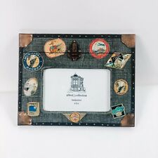Travel Case Picture Frame 4x6 Photo