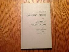 Vintage - Standard Grading Guide To Canadian Decimal Coins By Charlton & Willey