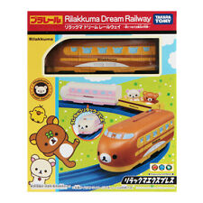 Takara Tomy Rilakkuma Dream Railway Plarail Motorized Toy Train