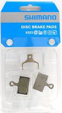 SHIMANO K02S Road Bike Resin Disc Brake Pads w/ Split Pin for BR-RS805 BR-RS505