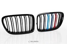 schwarz hoch glänzende Nieren BMW X1 E84 Frontgrill salberk 8401DL M Farben