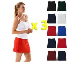 Polyester Tennis Shorts for Women