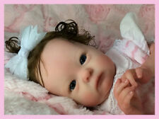 FTDN Reborn TINK B. Brown SOLD OUT Baby Girl Doll ~ Fairy Tale Delight Nursery