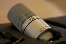 MXL 990 Condenser Microphone Pressure Gradient 6 Micron Gold-Sputtered XLR 48V