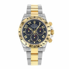 Rolex Men's Luxury Wristwatches with Chronograph