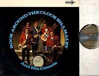 BILL HALEY AND HIS COMETS rock around the clock (uk mono 1970) LP EX-/EX- CP 55