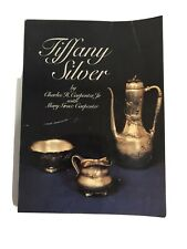 Tiffany Silver Book Charles H Jr & Mary Carpenter 1978 Vintage Reference Guide