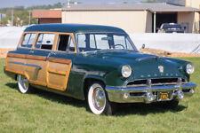 1952 Mercury Custom Woody Wagon