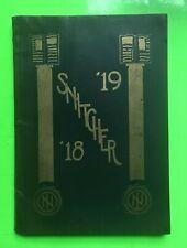 1918 & 1919 North Dakota State Normal Industrial School Yearbook - Ellendale ND