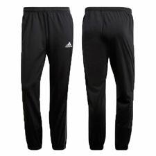 Adidas Boys Tracksuit Bottoms Core 18 Kids Trouser Football Training Pant Black